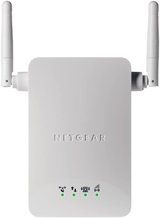 Netgear WN3000RP Universal WiFi Range Extender Networking Devices at amazon