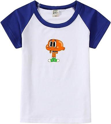 The Amazing World of Gumball Camiseta Camisa de Ocio Camiseta ...