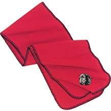 Cherrybrook Red Dog Breed Embroidered Lightweight Scarves (All Breeds)