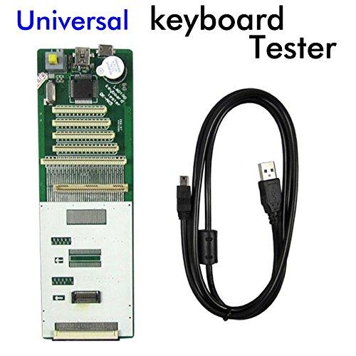 aptop Keyboard Tester Testing Device Machine Tool for More Than 90% Laptop Keybaord Ak-qk5 Dell Toshiba Lenovo Sony Acer Ideapad Thinkpad IBM Dell Etc ()