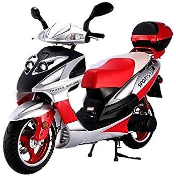 51vMLTEPuzL._SL500_AC_SS350_ amazon com taotao 50cc gas street legal scooter atm50 a1 scooter taotao 50 fuse box at n-0.co