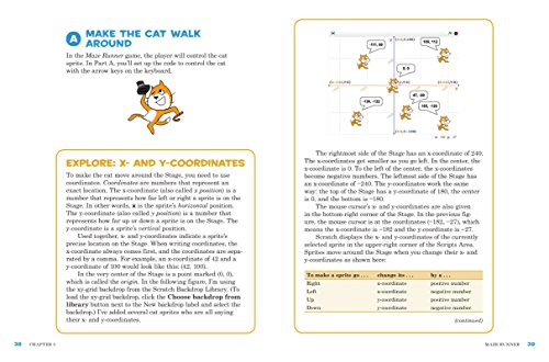 Scratch Programming Playground: Learn to Program by Making Cool Games by Penguin Books (Image #3)