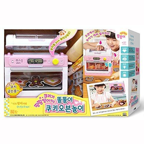 [MIMI WORLD]Sweet Baking Cookie Creation Microwave My Littel Baking Oven Play Set
