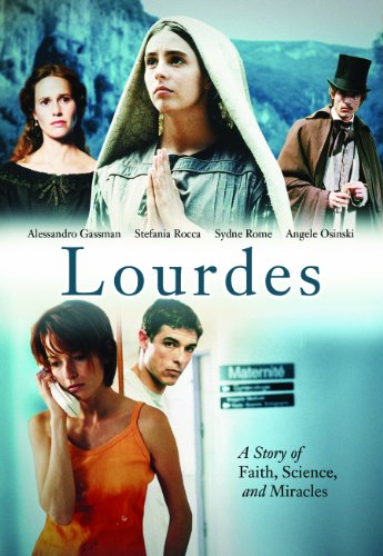 Dvd Miracles Science - Lourdes: A Story of Faith, Science and Miracles