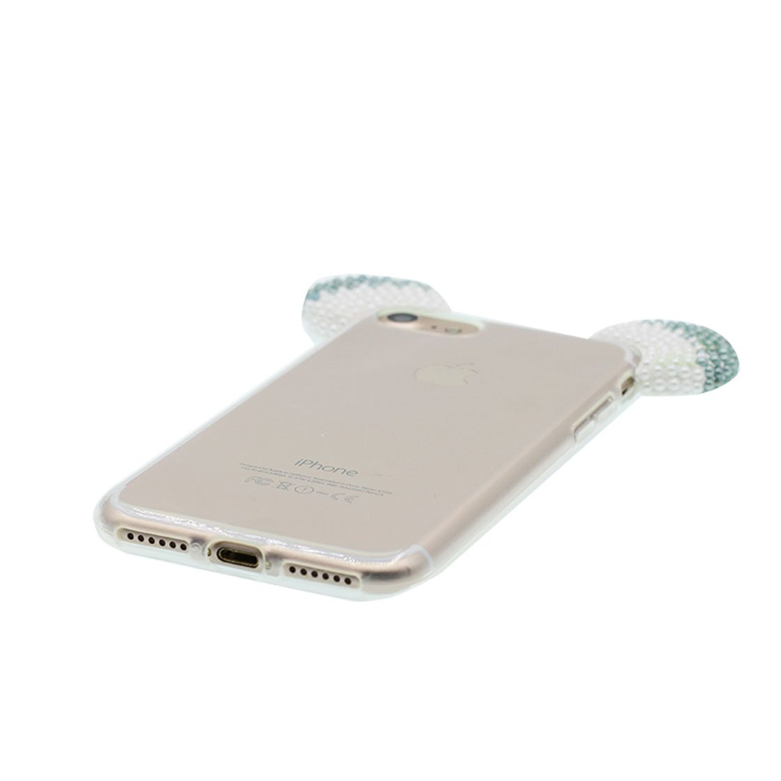 d0f62c98df5 iPhone 6 Plus/6s Plus funda 5.5 iPhone 6S Plus Carcasa Lujo Bling Glitter  Diamond funda de silicona ...