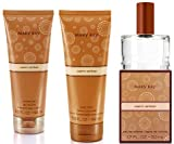 Warm Amber 3-piece Fragrance Gift Set: Warm Amber Eau de Toilette, 1.7 Oz- Warm Amber Body Lotion, 6.5 oz & Warm Amber Shower Gel, 6.5 oz