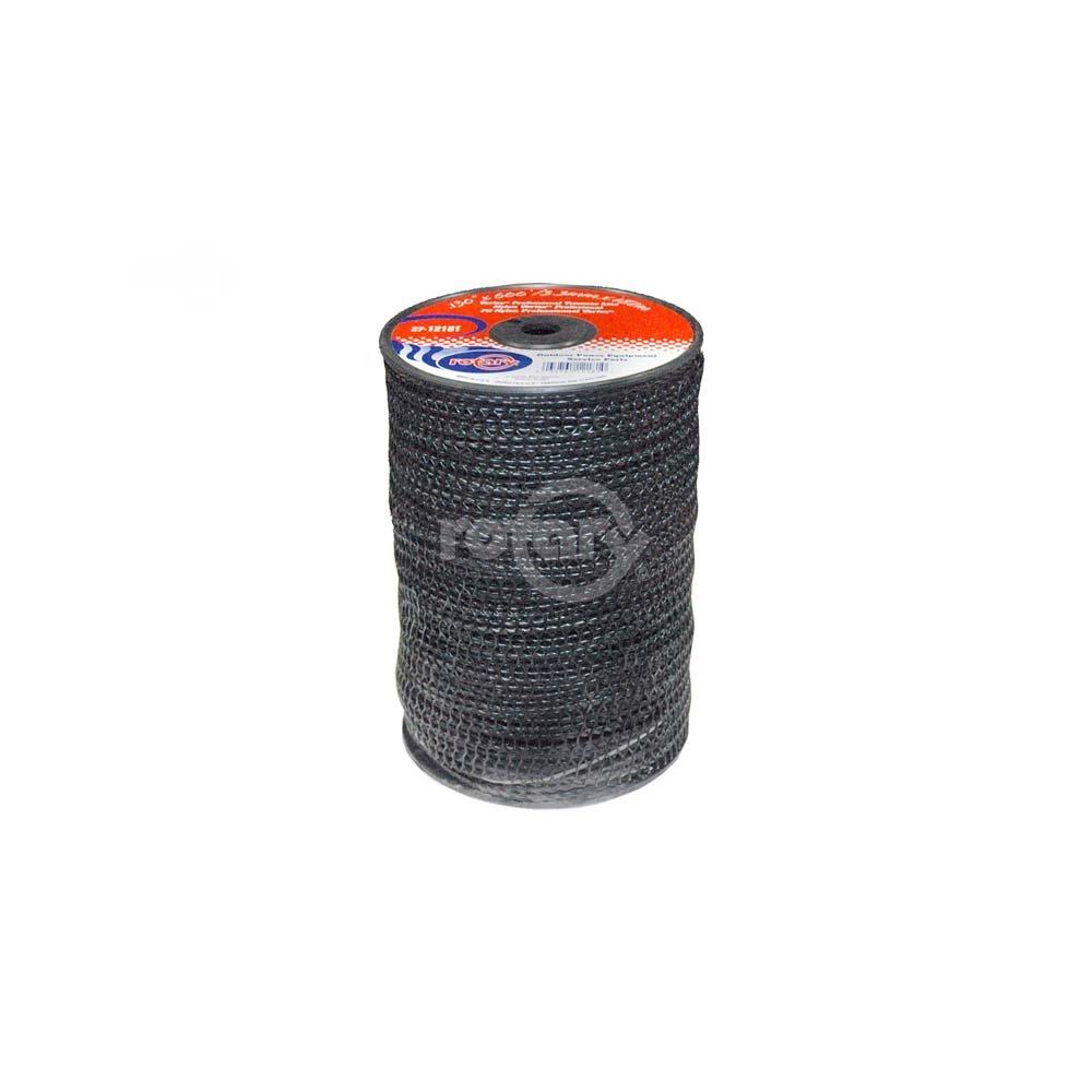 Trimmer Line .130 Lg Spool Black Vortex Line by Rotary