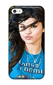 Iphone High Quality Tpu Case/ Selena Gomez 29 BoMcyiH1876EcWJi Case Cover For Iphone 5/5s by Maris's Diary