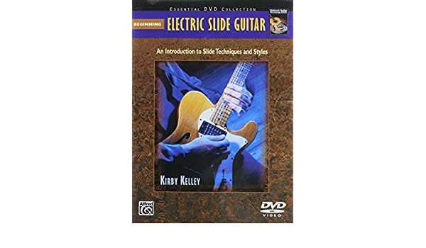 Beginning Electric Slide Guitar: An Introduction to Slide ...