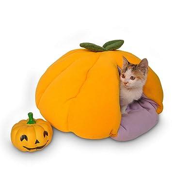 Perreras Casa Para Gatos, Nido De Calabaza, Cama Para Mascotas, Camada Para Perros