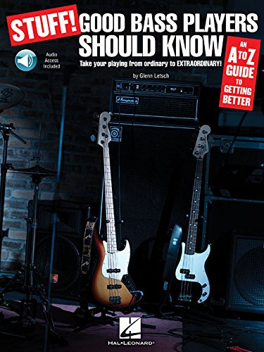 Stuff! Good Bass Players Should Know BK/Online Audio (Bass Players Guide)