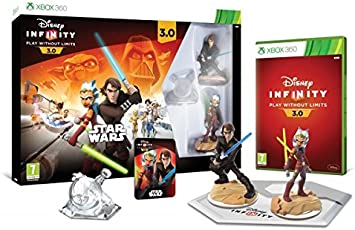 Starter Pack Disney Infinity 3.0: Star Wars: Amazon.es: Electrónica