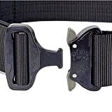 CONDOR COBRA TACTICAL BELT, BK, M