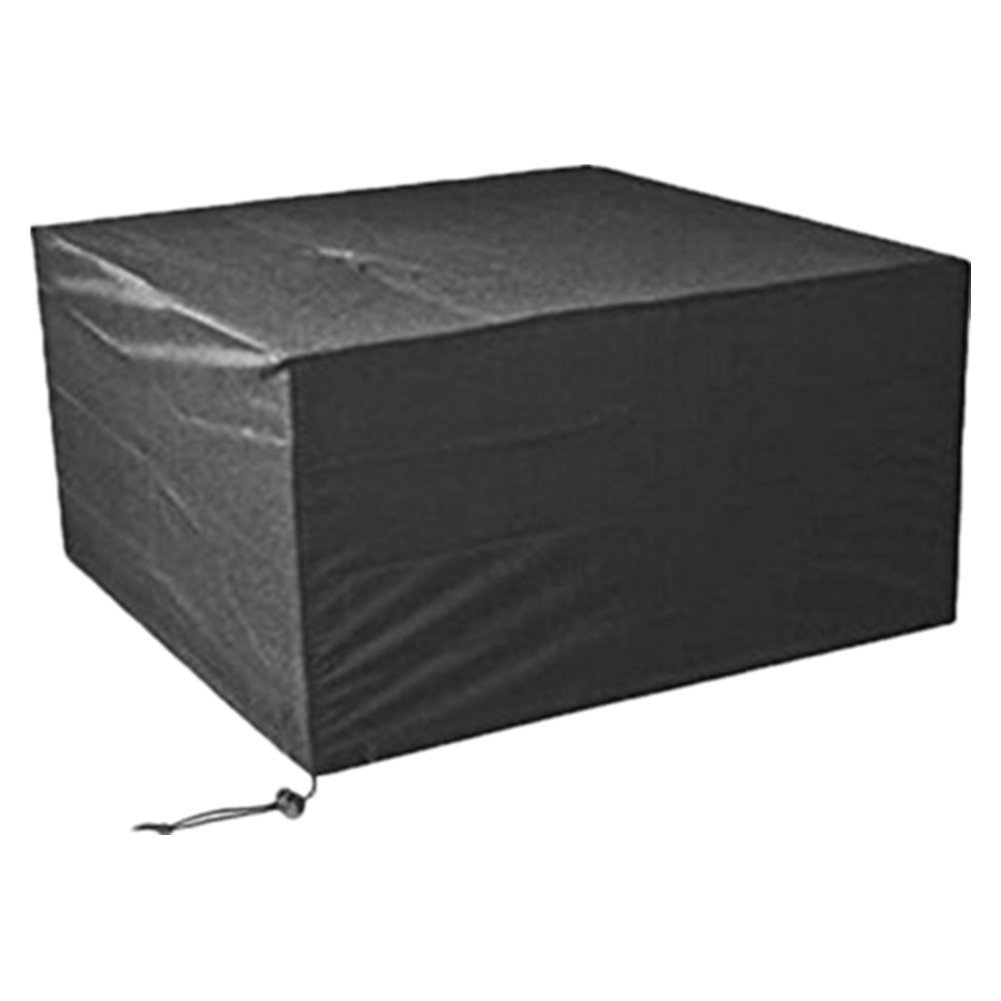 Cosanter copertura mobili da giardino e custodia protettiva sede di nastro, Nero