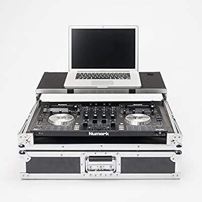 Magma DJ Controller Workstation NV - Numark NV Road Case by MAGMA