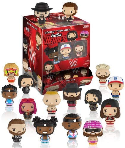 Funko Pint Size Heroes WWE Superstars Action Figure ()