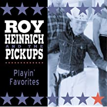 Playin' Favorites by Roy Heinrich (2009-02-17)