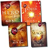 The Secret Series 4 Books Collection Set Hero, Power, Magic, Secret