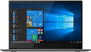 Lenovo IdeaPad 730s Notebook, 13.3-Inch FHD (1920 X 1080) IPS Display, Intel Core i5-8265U Processor, 8GB DDR4 RAM, 256GB NVMe SSD, Windows 10, 81JB0004US, Iron Grey (Renewed)