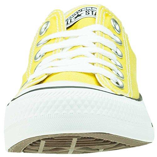 Converse 153871 Chuck Taylor All Star Unisex Sneaker (Bitter Lemon)