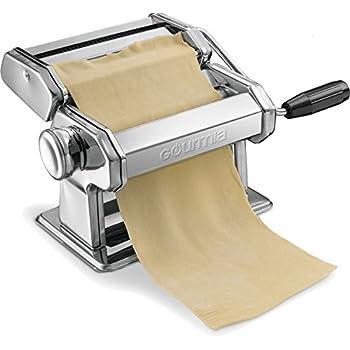 Amazon. Com: pasta maker by shule – stainless steel pasta machine.