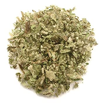 Frontier Bulk Mullein Leaf, Cut & Sifted, ORGANIC, 1 lb  package