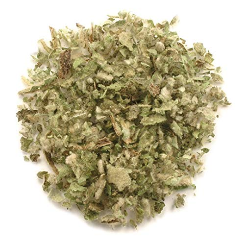 Frontier Bulk Mullein Leaf, Cut & Sifted, ORGANIC, 1 lb. package