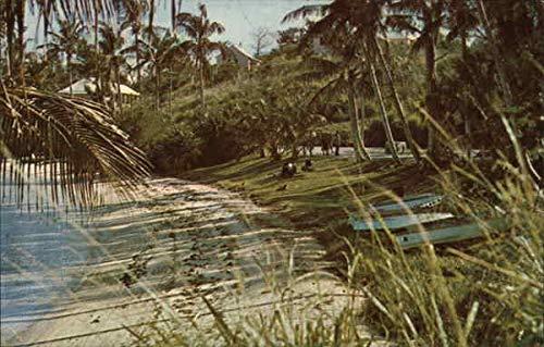 Mangrove Bay Somerset, Bermuda Original Vintage -