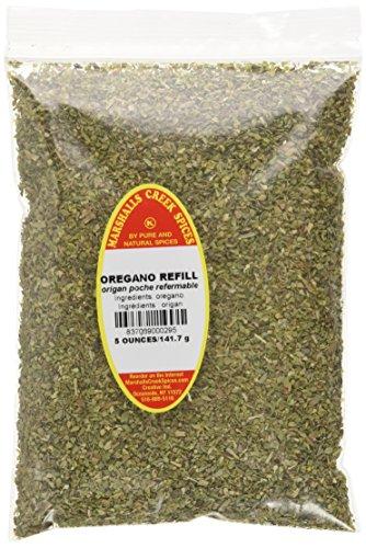 (Marshalls Creek Spices Oregano Seasoning Refill, 5 Ounce)