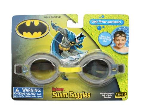 Justice League Swim Goggles - DC Comics Justice League Unlimited Kid Goggles]()
