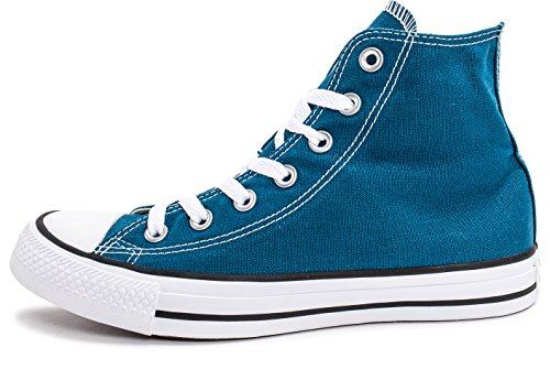 Zapatillas azul Converse Hi All Unisex Seasonal Star oscuro abotinadas adulto RIxZOIW