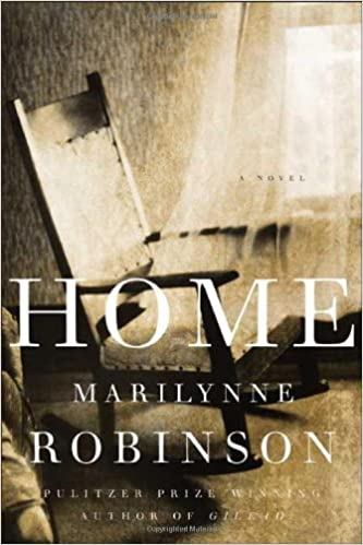 Image result for home marilynne robinson book cover