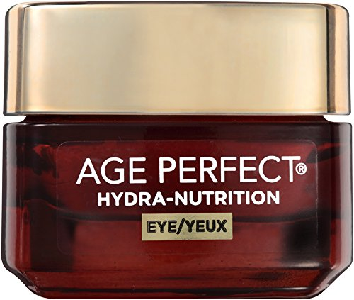 L'Oréal Paris Age Perfect Hydra-Nutrition Eye Balm, 0.5 oz. (Best Drugstore Dark Circle Cream)