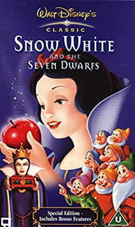 Snow White And The Seven Dwarfs (Disney) [VHS] [1938
