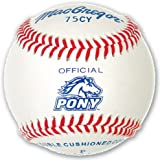 MacGregor Youth 75CY Official Pony League Baseball (One Dozen)
