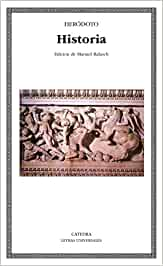 Historia (Letras Universales): Amazon.es: Heródoto: Libros