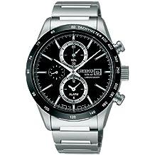 SEIKO SPIRIT Solar Men's chronograph watch SBPY119 Men's Made in Japan