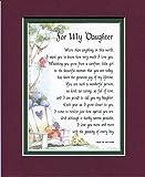 Genie's Poems sentimental present gift poem for daughter Birthday Christmas #47,