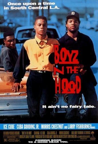 (Boyz N The Hood Movie Poster 24in x36in)