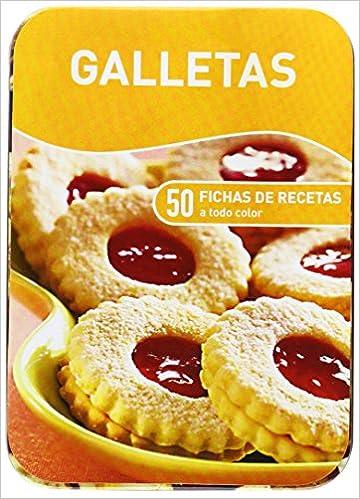 GALLETAS (CAJAS RECETAS) (NUEVA ED.): VV.AA.: 9783625002536: Amazon.com: Books