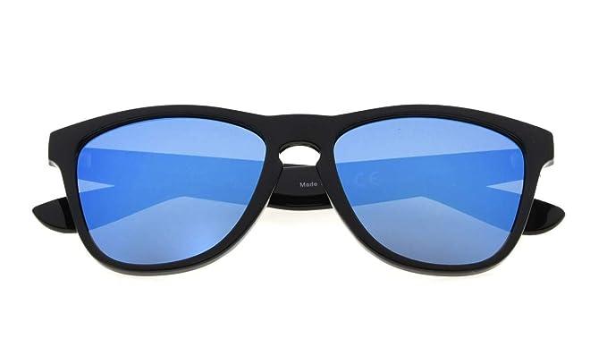 Eyekepper Gafas de Sol Polarizadas Clásicas Para Mujer Marco Azul