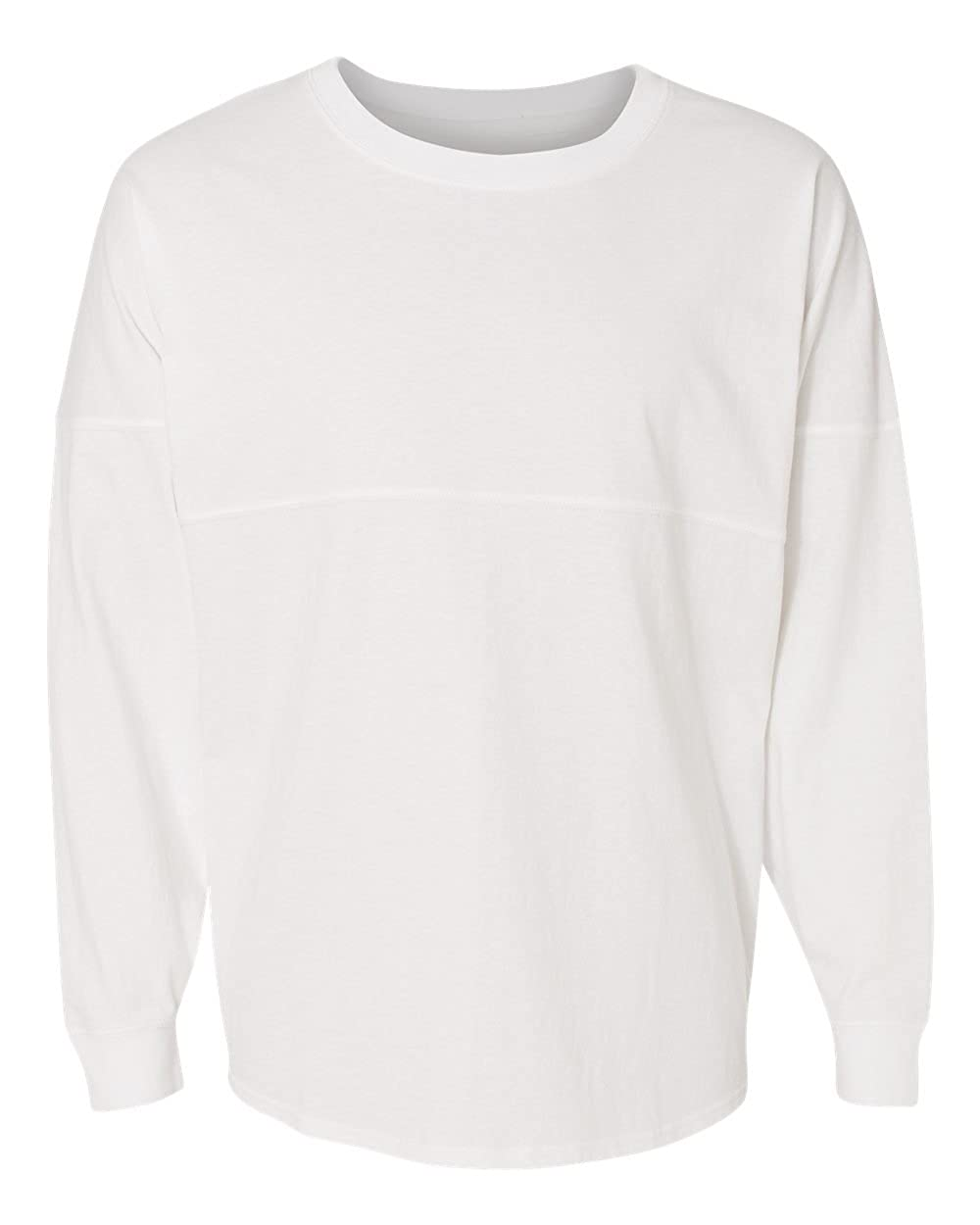 J.America Adult Game Day Jersey Wht
