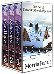 Three Brothers Lodge Series Boxset: A Christmas Holiday Romance