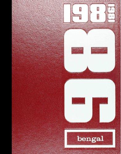 ((Color Reprint) 1981 Yearbook: Electra High School, Electra, Texas)