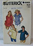 Butterick Pattern 6982 - Misses' Maternity Dress