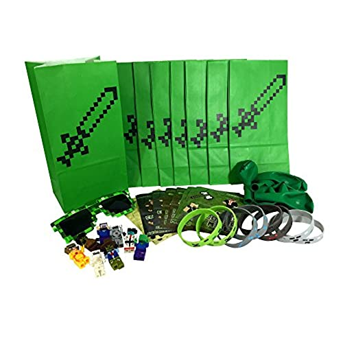 Minecraft Party Giveaways