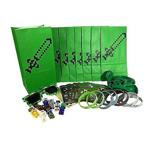 Minecraft Party Supplies: Amazon.com