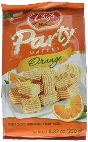 COOKIE ORANGE PARTY BAG ()