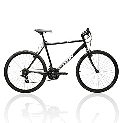 Btwin Rockrider 300 Mountain Bike Black