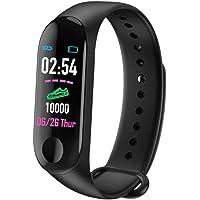 Pulseira Relógio Inteligente M3 Monitor Cardíaco